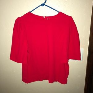 NWT H&M Flow Sleeve Blouse Size 10